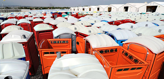 Champion Portable Toilets in Fairfield,  OH